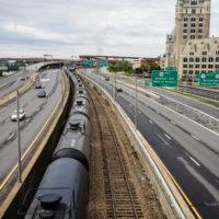 train in Albany
