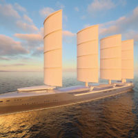 FLAGSHIPS OF THE FUTURE