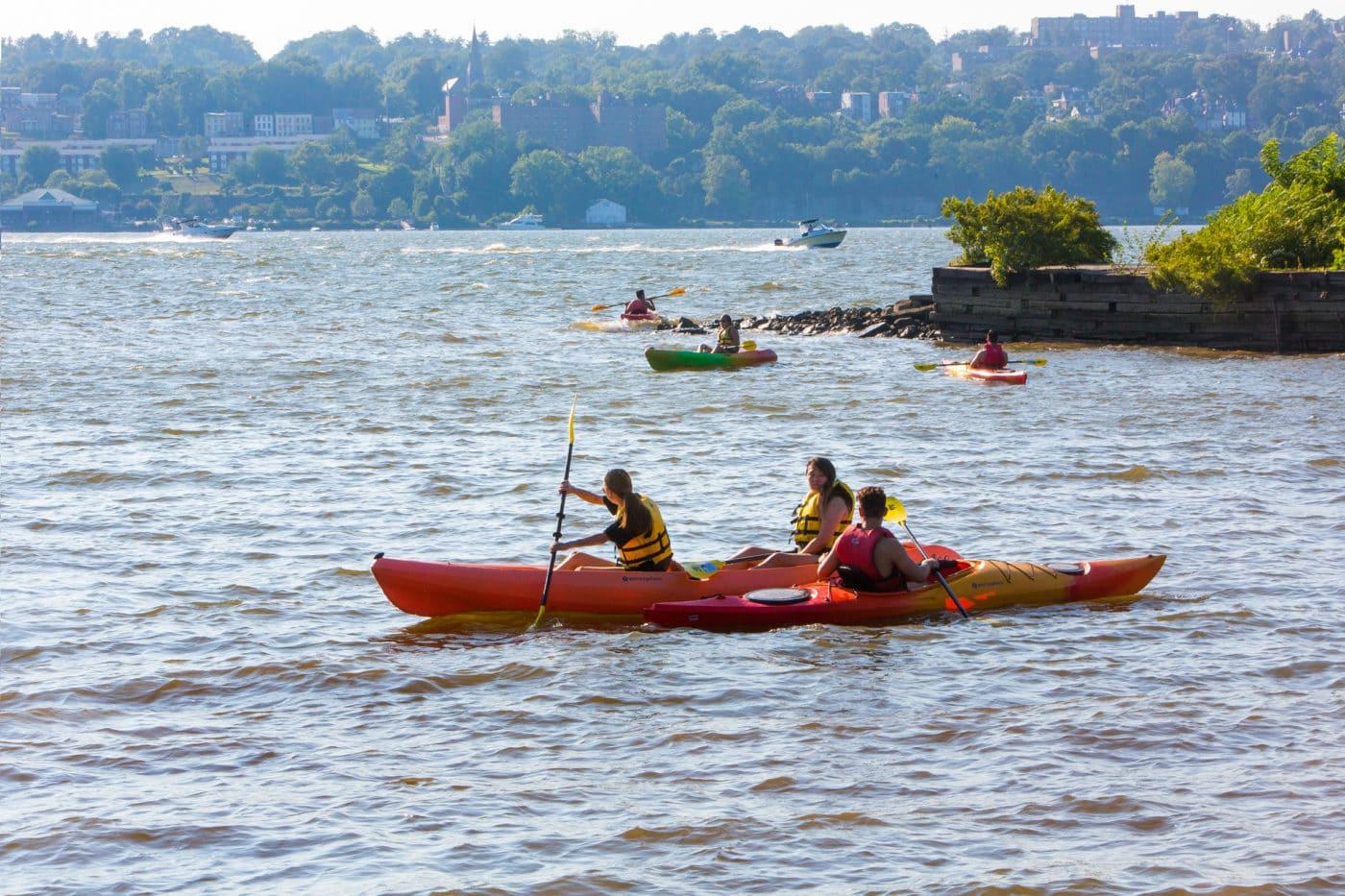 Scenic Hudson's Long Dock Park