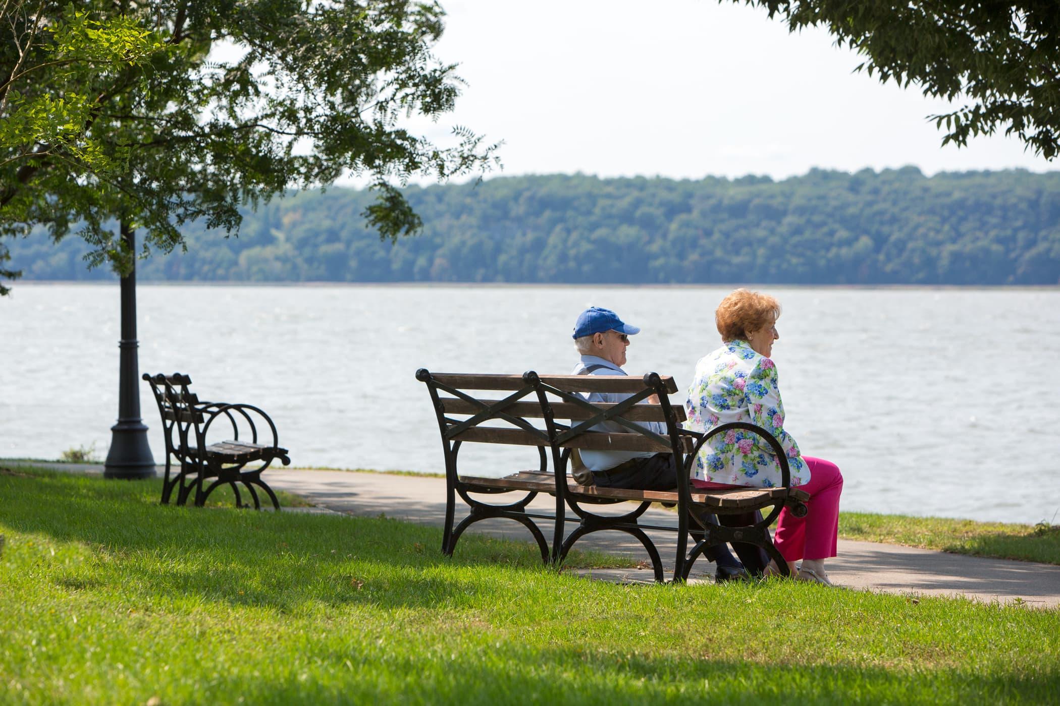 Scenic Hudson Park at Irvington