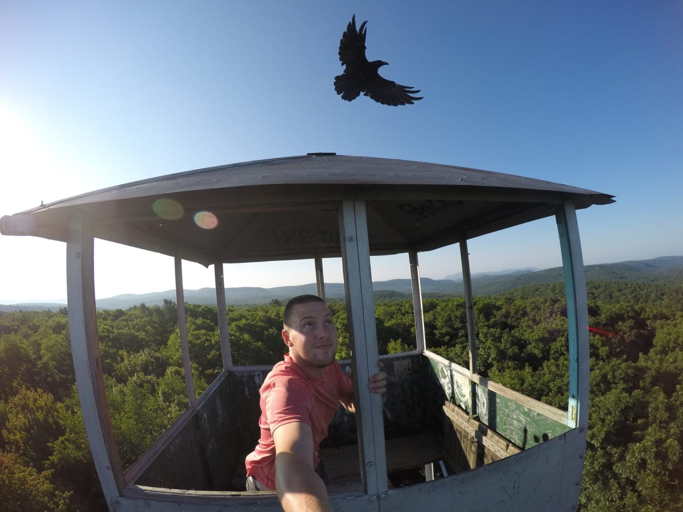Beebe Hill Fire Tower