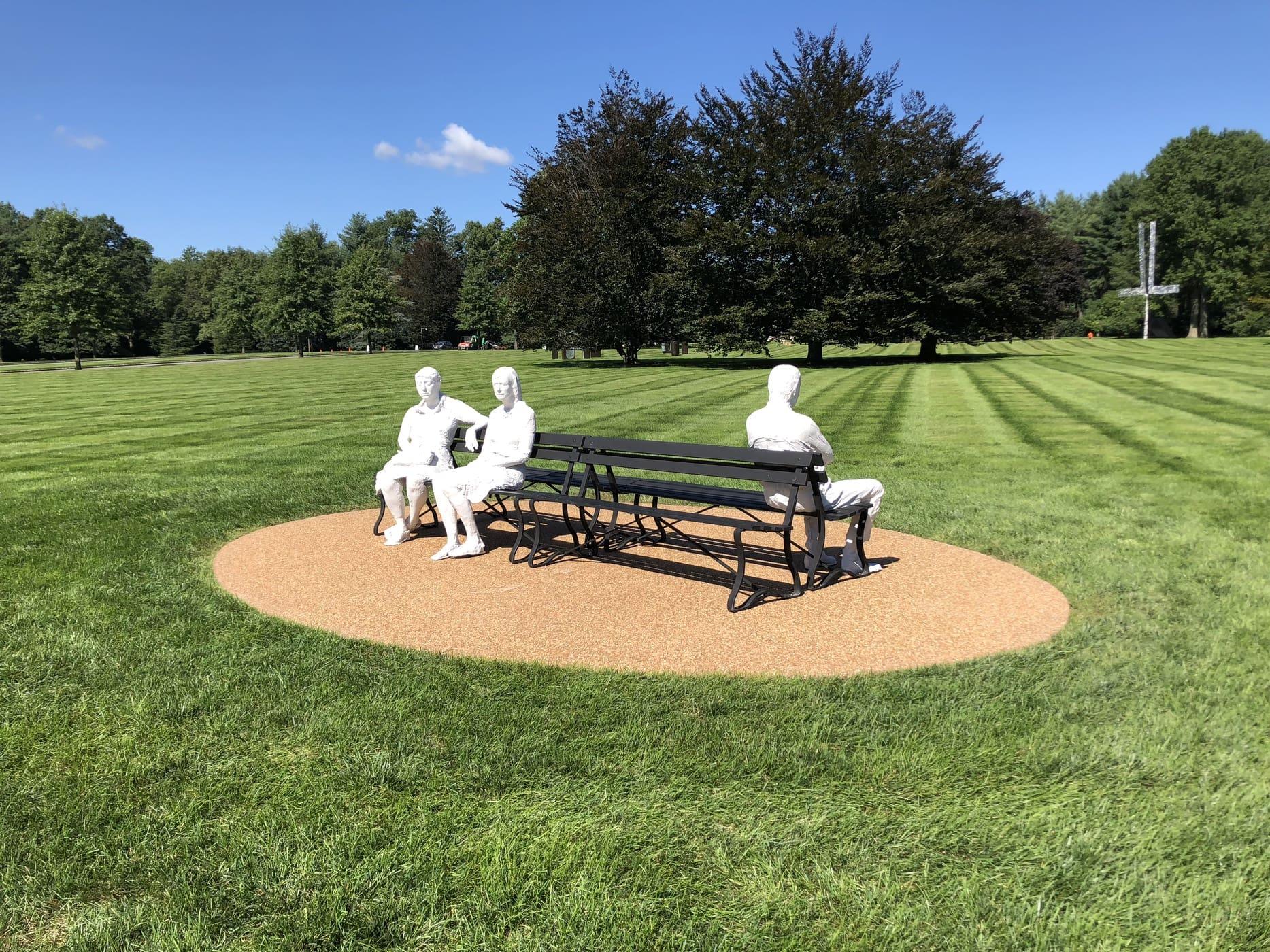 Donald M Sculpture Park