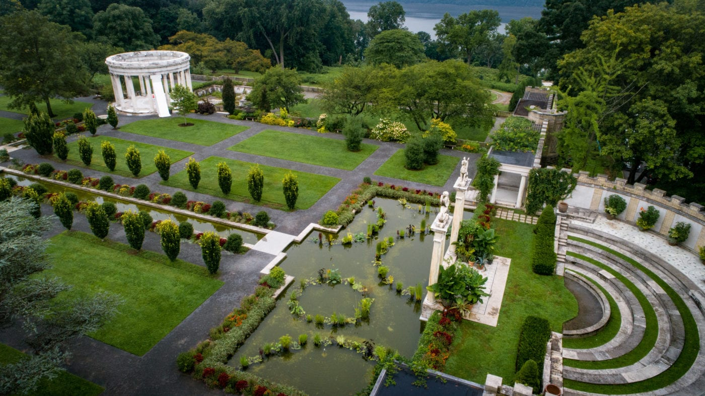 Untermyer Gardens Scenic Hudson