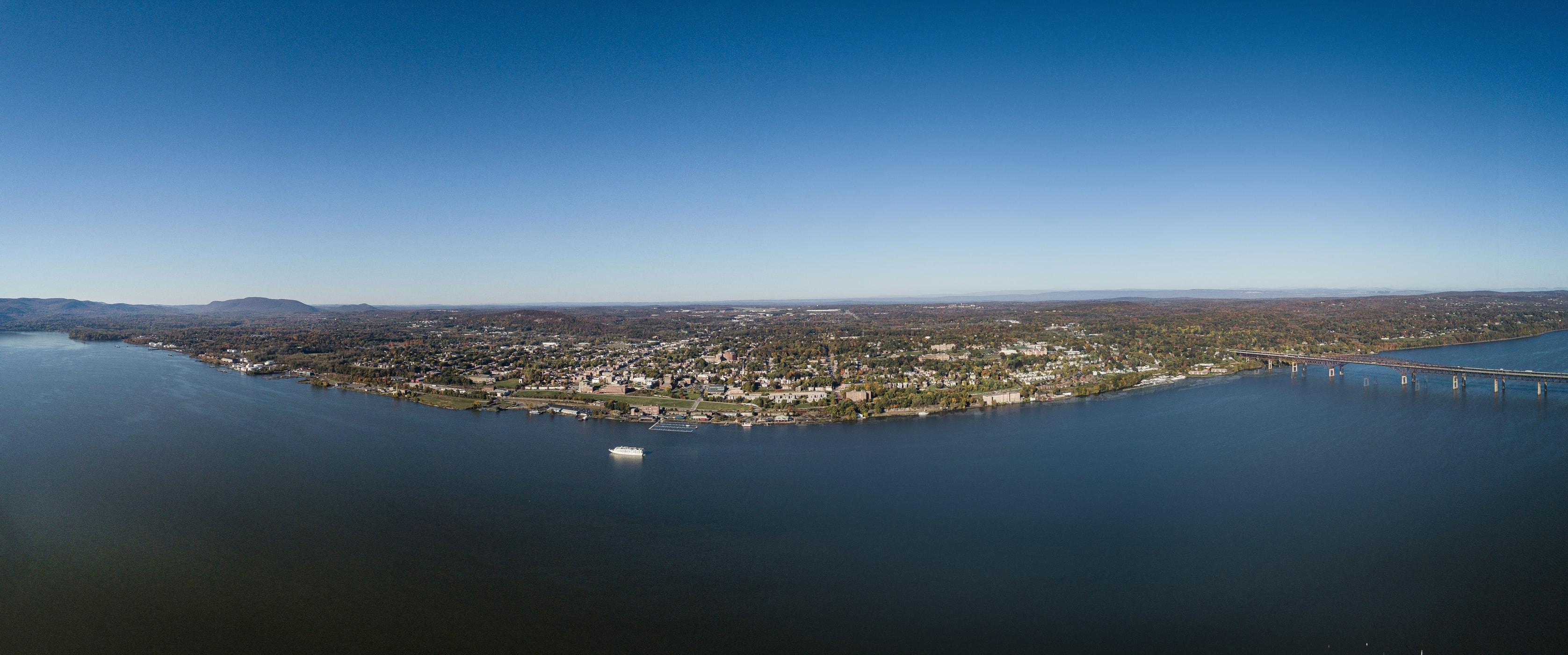 Newburgh waterfront