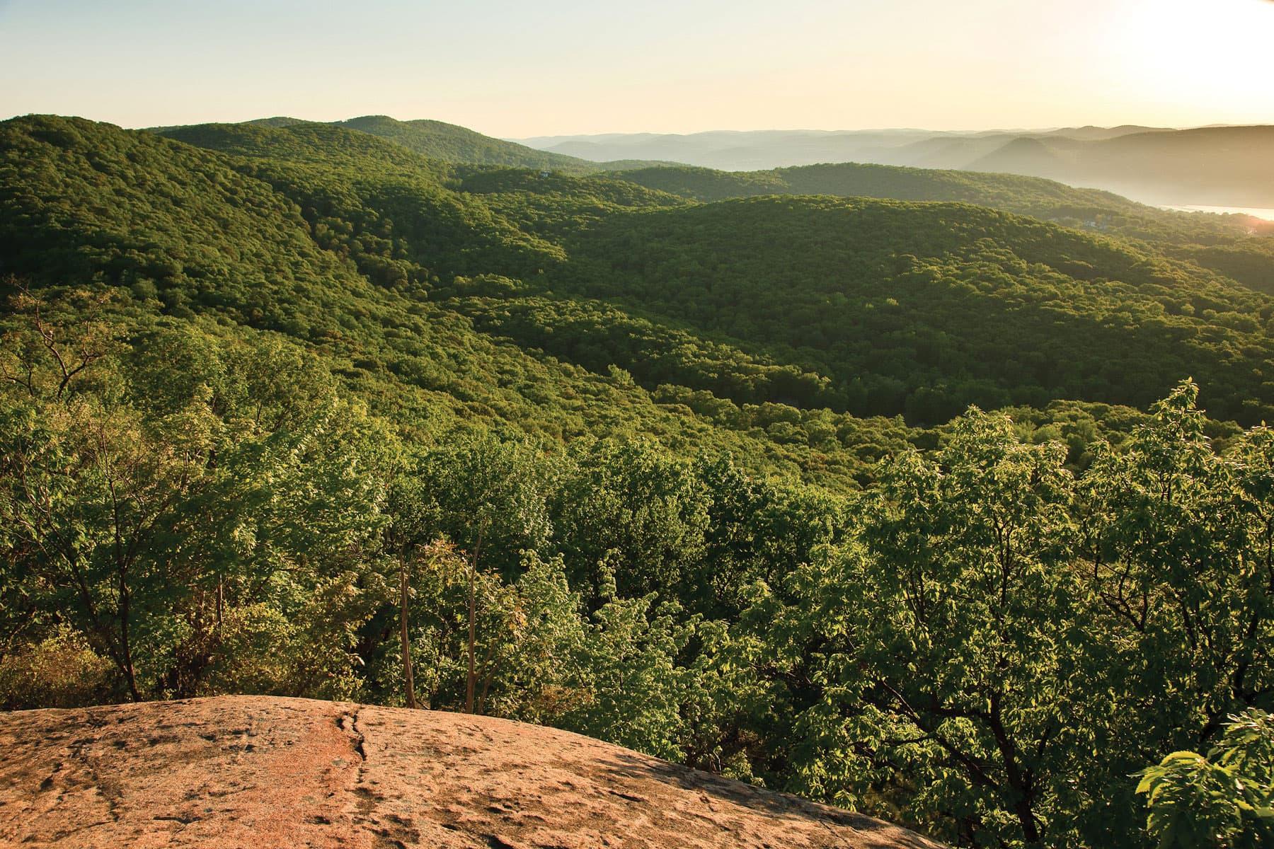 Popolopen Ridge View
