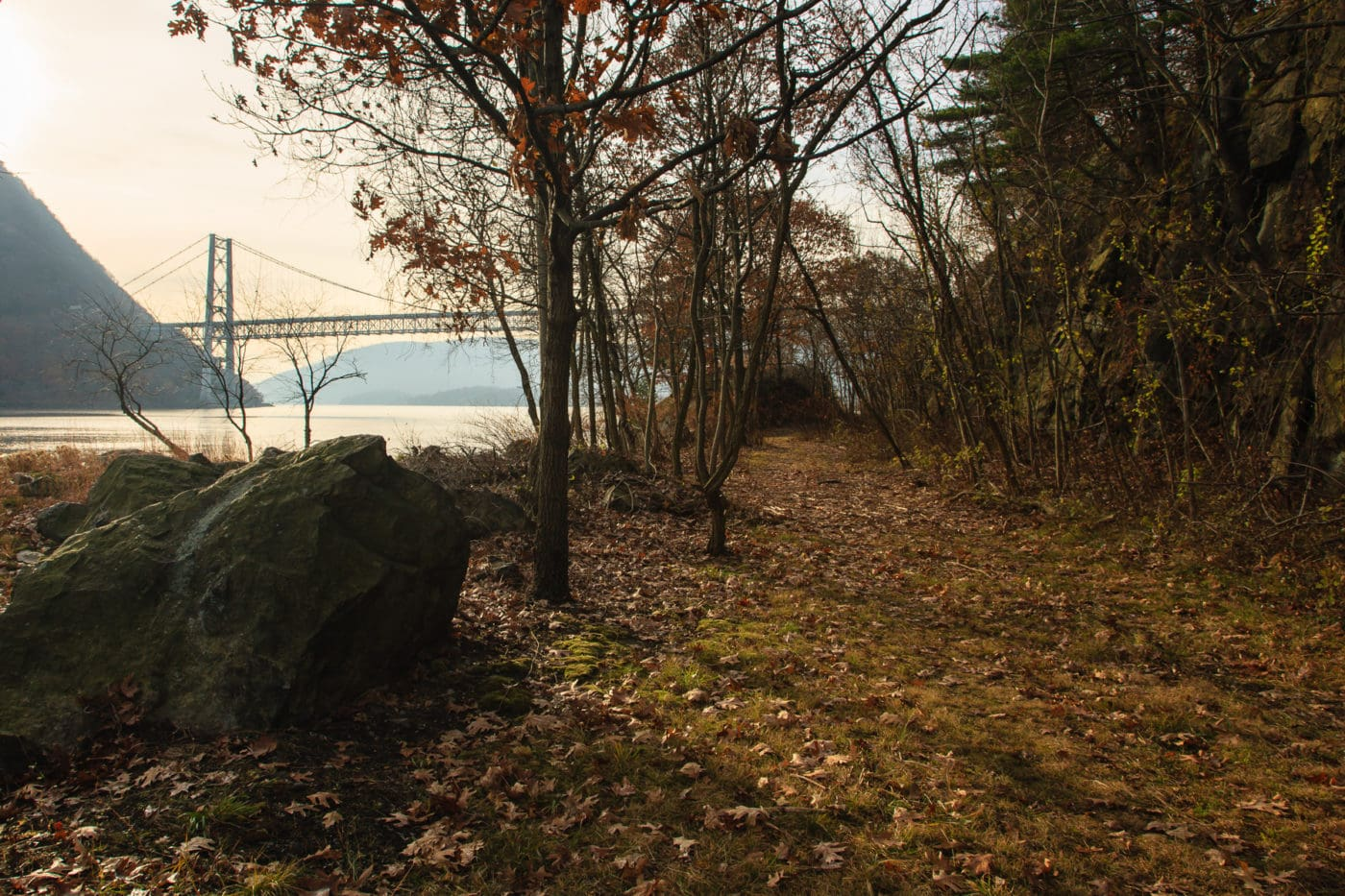 Scenic Hudson Mine Dock Park