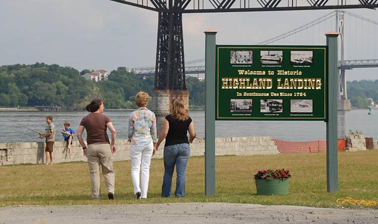 Bob Shephard Highland Landing Park