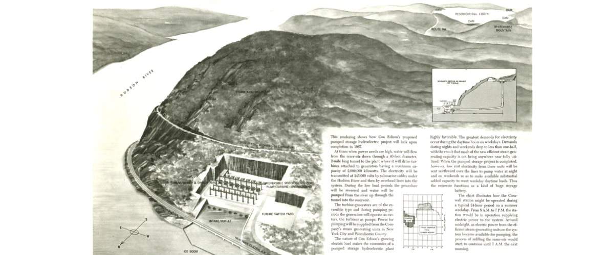 Rendering of proposed power plant