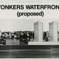 Proposed Yonkers waterfront towers