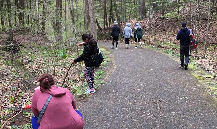 Roosevelt Farm Lane Trail