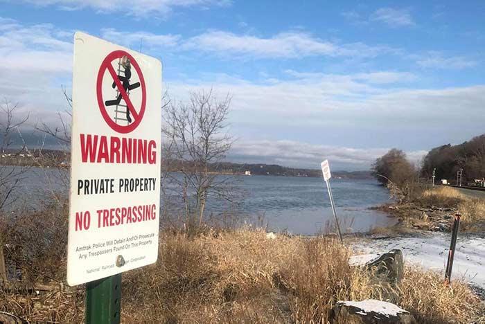 Preserve Hudson River Access