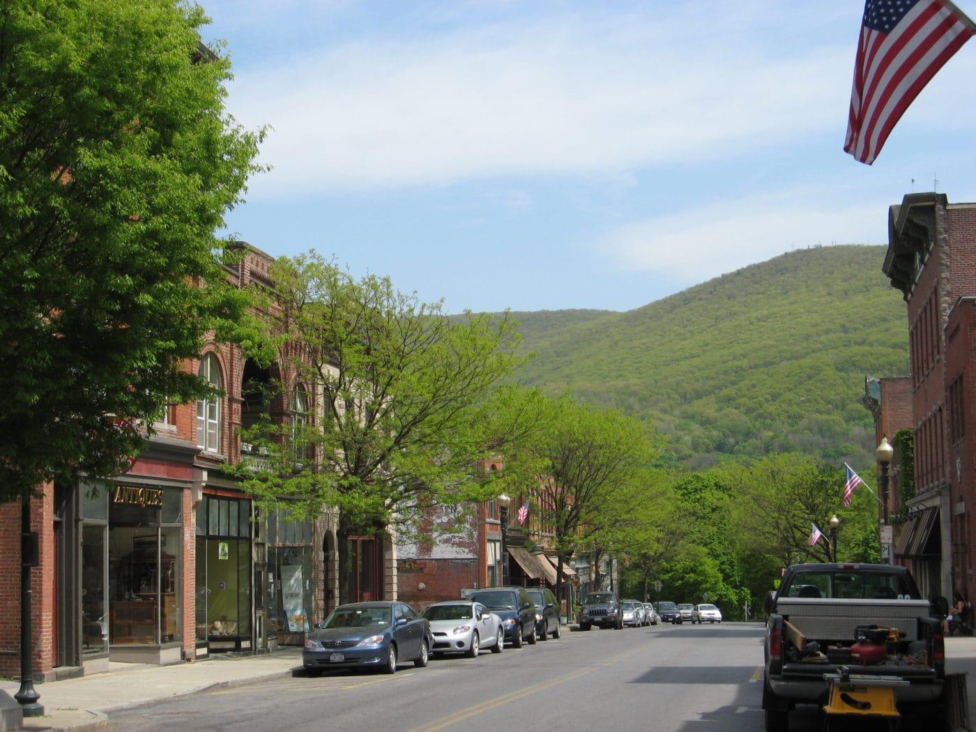 Main Street, Beacon, NY
