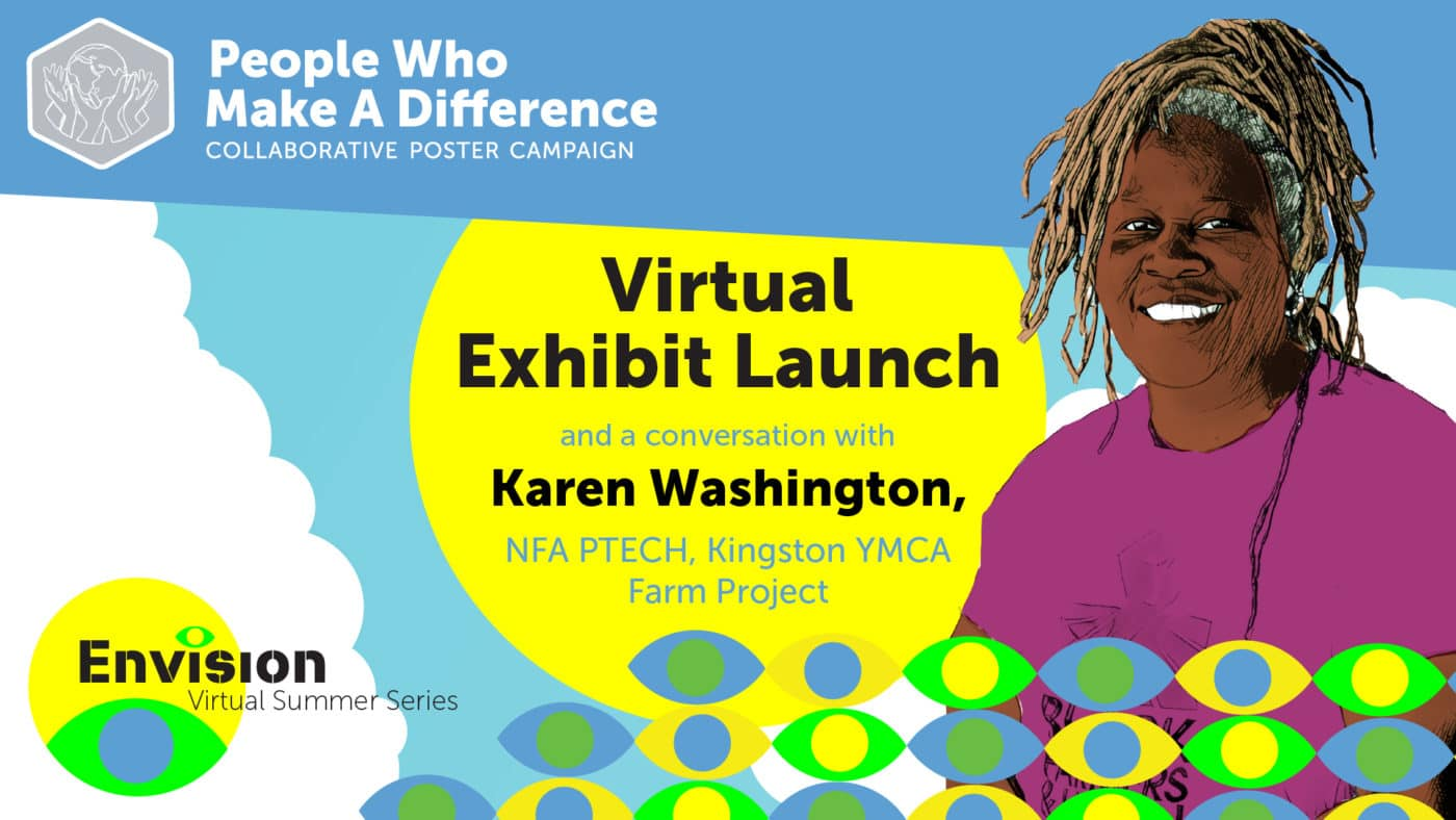 Virtual Exhibit Launch with Karen Washington