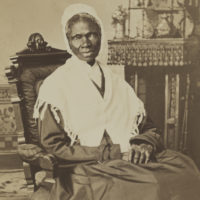Sojourner Truth, 1870