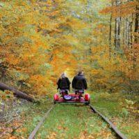Rail Explorers, The Catskills