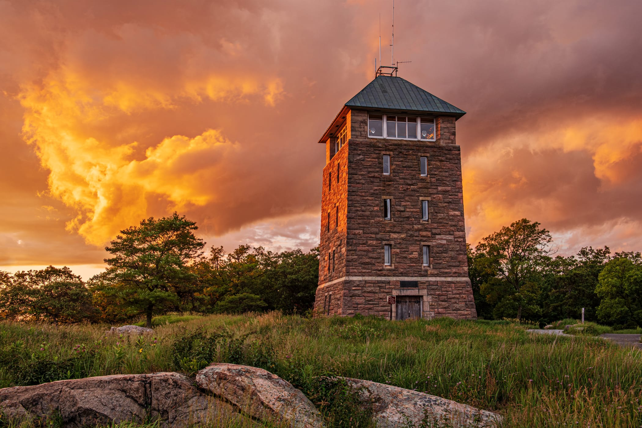 Perkins Memorial Tower, Bear Mountain State Park, NY