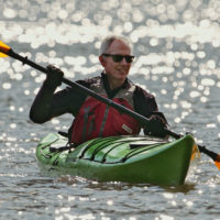 Ned Sullivan Kayaking