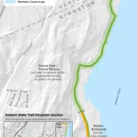 Hudson River Brickyard Trail Map
